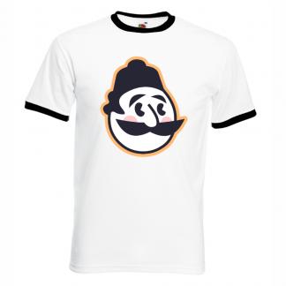 Бяла тениска classic haha.bg
